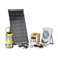 Computers Phones Portable Solar Panel Charger / Solar Powered Battery Charger 130W Manufactures