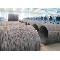 GB 70# Hot Rolling High Carbon Steel Wire Rod 6.5mm , Tool Steel Rod Manufactures