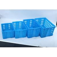 Plastic net crate using fresh fruit Manufactures