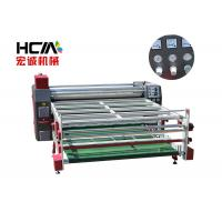 Oil Textile Sublimation Calendar Printing Roller Heat Press Machine High Speed Multifunction Manufactures