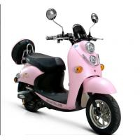 China Girls Pink Electric Moped Scooter For Kids, Electric Ride On Scooter/ Moped on sale