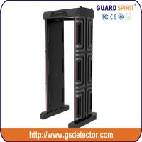China security portable walk through metal detector , easy carried metal detector for exhibition wholesale