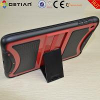 Black Waterproof Ipad Mini Protective Case With Card Wallet Design Manufactures