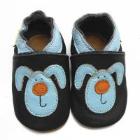 handmade lovely animal patten leather soft sole baby shoes-4 Manufactures