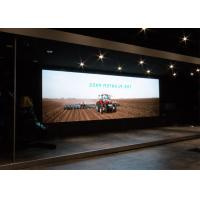 High definition 4mm pixel pitch SMD2121 full color indoor rental led display / P4mm indoor large led screen wall Manufactures