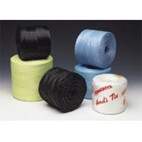 China Agriculture PP Packing Baler Twine , Raw White Red Blue hay baling twine on sale