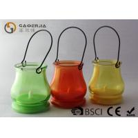 Customized Glass Jar Lights Glass Jar Lanterns Color Changing For Sale Of Flamelessled