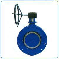 China U type flange butterfly valve on sale