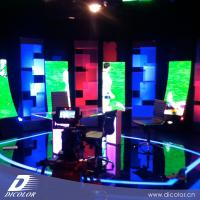 Full Color SMD Indoor Led Display Screen P6.4mm For Stage , High Brightness Manufactures