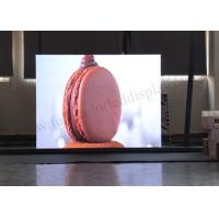 Buy cheap Ultra Thin P4.81 Full Color LED Display Board 1300 Nits 2000Hz Refresh Rate from wholesalers