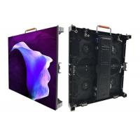 3.9mm Pixel Pitch RGB Outdoor Rental LED Screen Horizontal Viewing Angle 140 Degree Manufactures