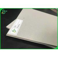 Recycled Pulp Grey Cardboard Sheets 70*100cm 1mm 1.5mm 2mm Grey Chipboard Paper Sheet For Packing Manufactures