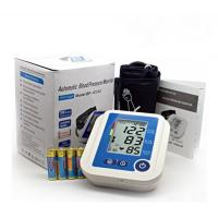 Phonetic Automatic Digital Blood Pressure Monitor 199 Times Memory ABS Plastic Material Manufactures