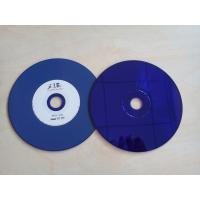 Classics Blue Vinyl Disc Replication And Packing Services 650MB Cd Replication Services Manufactures