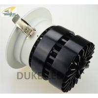 China 4000K 80mm Cutting Hole Recessed Downlights Fitting 25° Beam Angle Replace 35w MH Lamp on sale