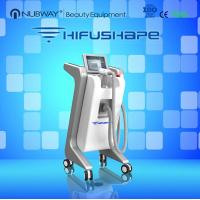2015 hifu body shaping focused ultrasound cavitation slimming machine hifu nubway Manufactures