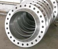 Carbon Steel Welded Neck Flange - RF Manufactures