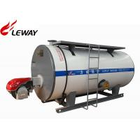 China Non Pressure Oil Hot Water Boiler 0.35MW - 7MW Horizontal on sale