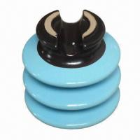 Pin Porcelain Insulator for Telephone Lines Manufactures