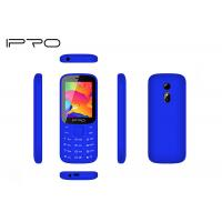 Dual Sim Dual Standby Slim Feature Mobile Phones OEM ODM Independent Speaker Manufactures