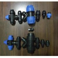 PP compression fittings Manufactures