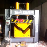 Radio Frequency Plywood Chair Bending Hot Press Machine From SAGA YX80-SA Manufactures