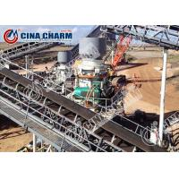 180TPH Capacity Rock Crusher Plant Granite Crushing Line Strong Strength Manufactures
