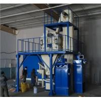 China Job Site Dry Mortar Plant Quick Semi - Auto For Mortar Mixing And Packaging on sale
