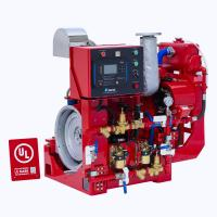 NM Fire Ul Listed Fire Pump Diesel Engine Equipped with Fire Fighting Pumps Manufactures