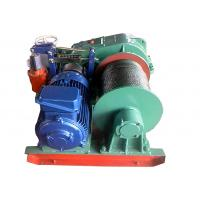 China Construction Electric Hoist Winch With Compact / Light Weight Material Handling on sale