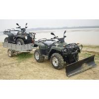 China ATV 400 with Trailer and Front Blade with EEC on sale
