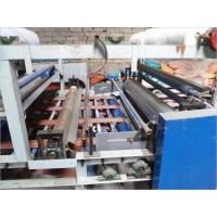 China MGO Wall Board / Gypsum Board Manufacturing Machine with Double Drive Double Roller Extruding on sale