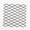 1-1/2 #6 Carbon Steel Expanded Metal Mesh Standard For Speaker Grilles for sale