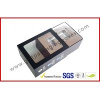 Top Customized Drawer Hard Board Electronics Packaging Boxes , Matt Lamination Luxury Gift Boxes