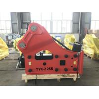China Durable Body Jack Hammer Rock Breaker High Precision Demolition Tool For Mining on sale