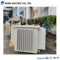 200 Kva Oil Immersed Transformer With Core Material Of Amorphous Alloy Manufactures