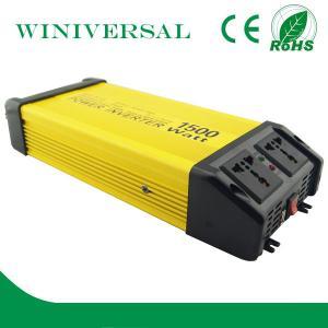 China DC-AC 1500w modified sine wave power inverter 12v to 240v on sale