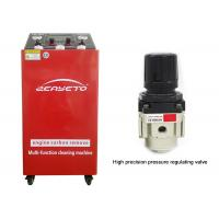Three Way Catalytic Converter Engine Decarbonizing Machine DC 12V OEM Available Manufactures