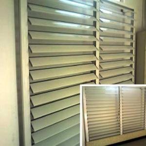 Aluminum Blind Window Manufactures