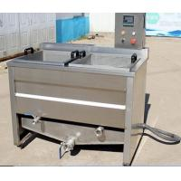 Commercial 21kw Fried Chicken Machine / Stainless Steel Potato Frying Machine Manufactures