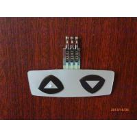 China Thin Film Flat Waterproof Membrane Touch Switch For Medical Equipment on sale