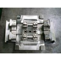Hardened Plastic Injection Molding Tooling For Parting Line Lock Insulation Plate Manufactures