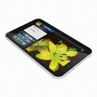 Tablet PC with GPS, 3G, Bluetooth, Cortex A9/Dual-Core CPU, 3D Game and Phone Calling Manufactures