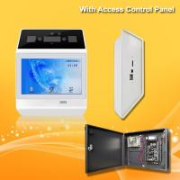 Quality Software Operation Face Recognition Access Control System Low Power Consumption for sale