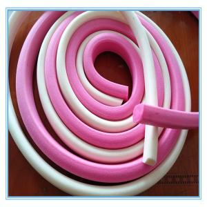 China Good quality silicone foam tubing on sale