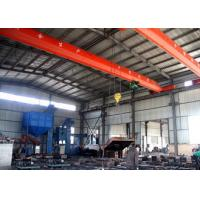 Workshop Travelling 5 Ton Bridge Crane , 7.5-22.5M Span Electric Overhead Crane Manufactures