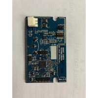 4 Layer Multilayer PCB Board OEM / ODM Printed Circuit Board with Blue Solder Manufactures