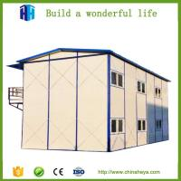 HEYA hot sale steel framed prefab house wooden bungalow homes with 3 bedrooms Manufactures
