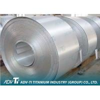 Thickness 0.2-3.0mm ASTM B265 GR1 GR2 GR5 titanium coil for industry Manufactures