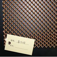 Metal Coil Drapery|Wire Woven Fabrics|Architectural Drapery (1.2mmx6.0mm) Manufactures
